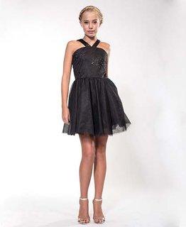 MISS BEHAVE GIRLS STEPHANIE DRESS