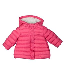ARMANI JUNIOR BABY GIRLS COAT