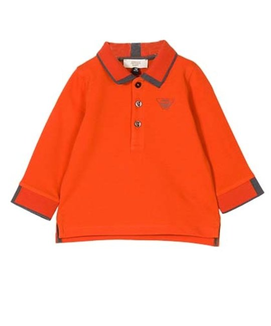ARMANI JUNIOR ARMANI JUNIOR BABY BOYS POLO