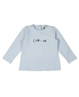 ARMANI JUNIOR BABY GIRLS TOP