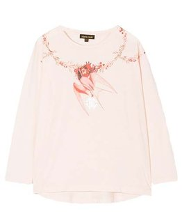 ROBERTO CAVALLI BABY GIRLS TOP
