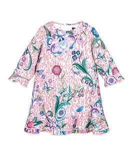ROBERTO CAVALLI BABY GIRLS DRESS
