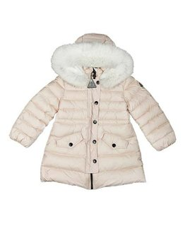 MONCLER BABY GIRLS ESSENTIEL JACKET