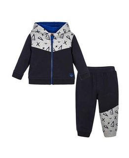 ARMANI JUNIOR BABY BOYS JOGGING SUIT