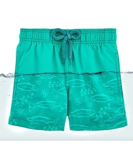 VILEBREQUIN INVISIBLE FISH SWIM SHORTS