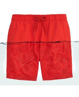 VILEBREQUIN INVISIBLE SHELFISH SWIM SHORTS