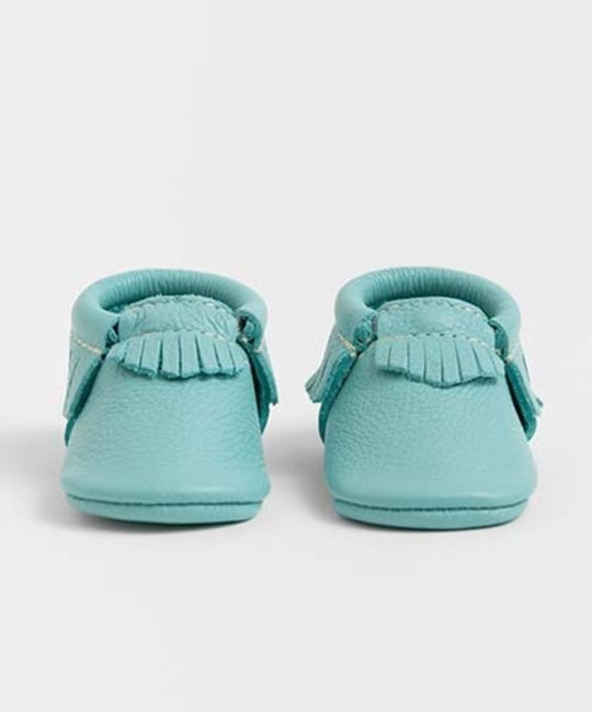 FRESHLY PICKED FRESHLY PICKED AQUA MOCCASIN