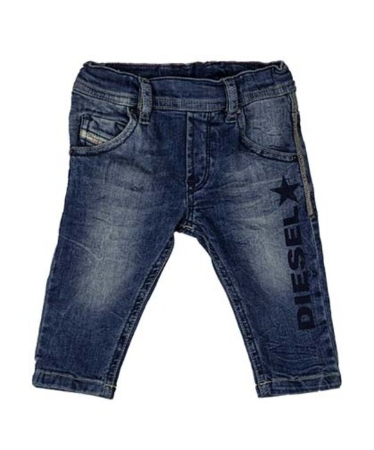DIESEL DIESEL BABY BOYS DENIM