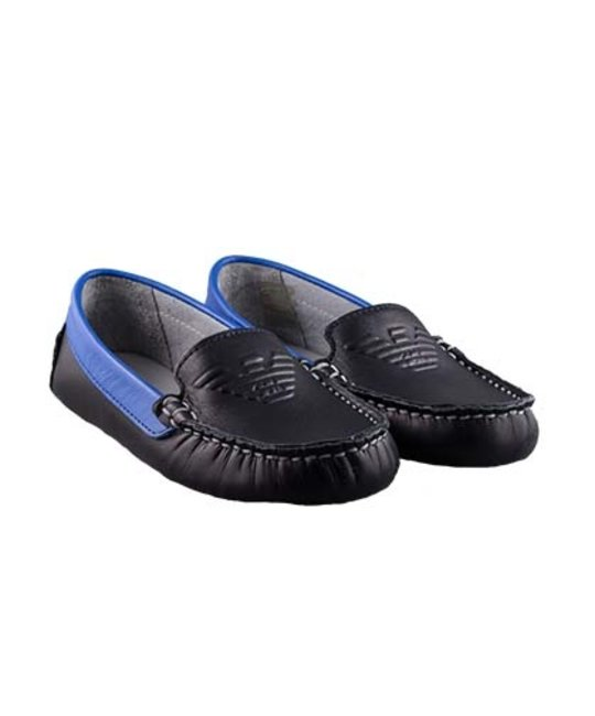 ARMANI JUNIOR ARMANI JUNIOR BOYS LOAFERS