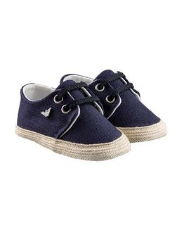 ARMANI JUNIOR BABY BOYS SHOES