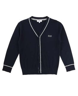 BOSS BOYS CARDIGAN