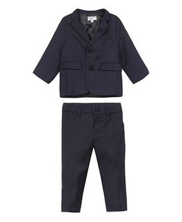 PAUL SMITH JUNIOR BOYS SUIT