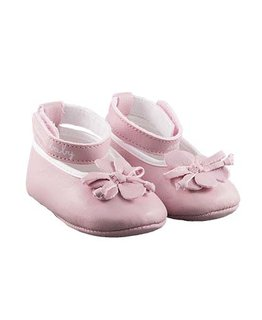 ARMANI JUNIOR BABY GIRLS BALLERINAS