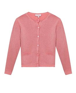 LILI GAUFRETTE GIRLS CARDIGAN