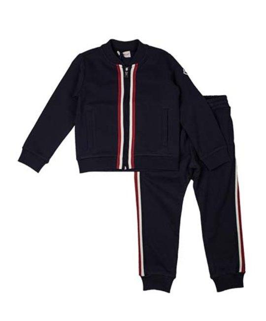 Moncler boys jogging suit