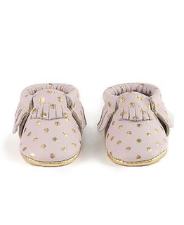 FRESHLY PICKED HEIRLOOM IN BLUSH & GOLD MOCCASIN