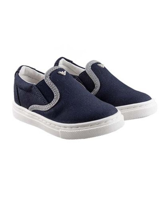ARMANI JUNIOR ARMANI JUNIOR BOYS LOAFER