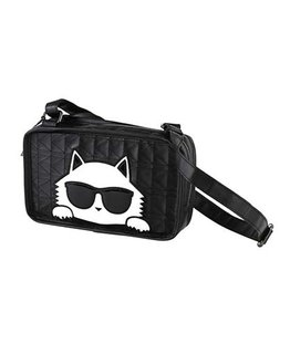 KARL LAGERFELD KIDS GIRLS SHOULDER BAG