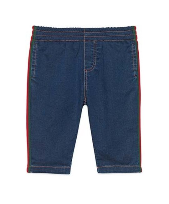 GUCCI GUCCI BABY BOYS DENIM