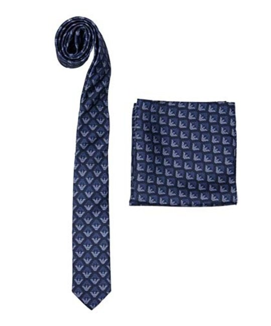 ARMANI JUNIOR ARMANI JUNIOR BOYS TIE SET