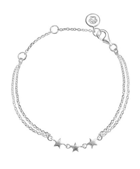 MOLLY BROWN LONDON MOLLY BROWN LONDON STERLING SILVER STAR BRACELET