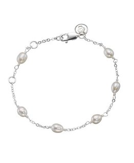 MOLLY BROWN LONDON PEARL STATION BRACELET