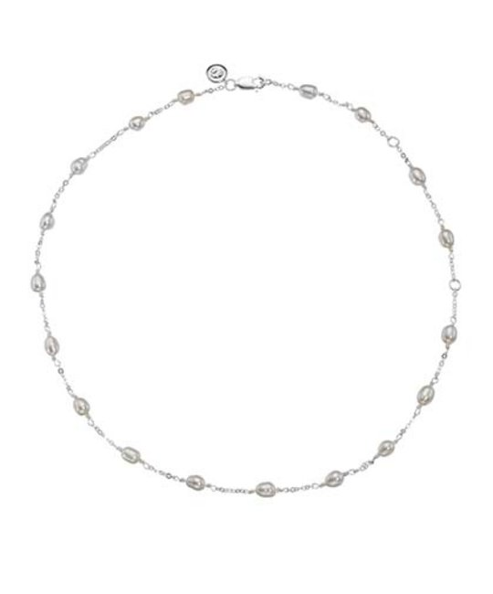 MOLLY BROWN LONDON MOLLY BROWN LONDON PEARL STATION NECKLACE
