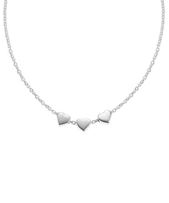MOLLY BROWN LONDON MOLLY BROWN LONDON STERLING SILVER HEART NECKLACE