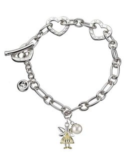 MOLLY BROWN LONDON GOLD FAIRY WISH BRACELET