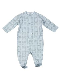 MESSAGE IN THE BOTTLE BABY BOYS ONESIE