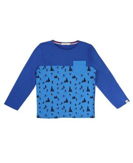 BILLYBANDIT BOYS LONG SLEEVE TOP