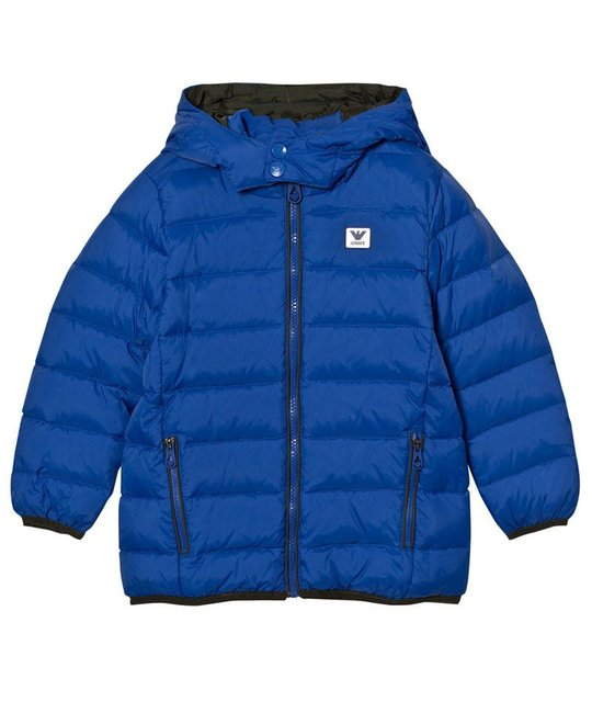 ARMANI JUNIOR ARMANI JUNIOR BOYS COAT