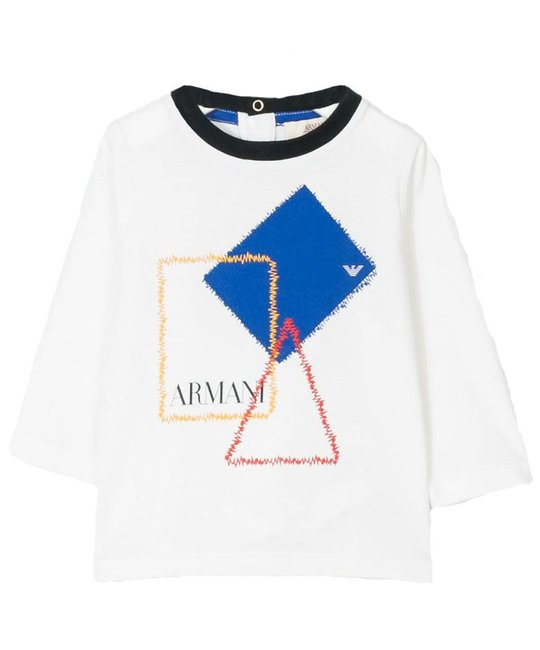 ARMANI JUNIOR ARMANI JUNIOR BABY BOYS TOP