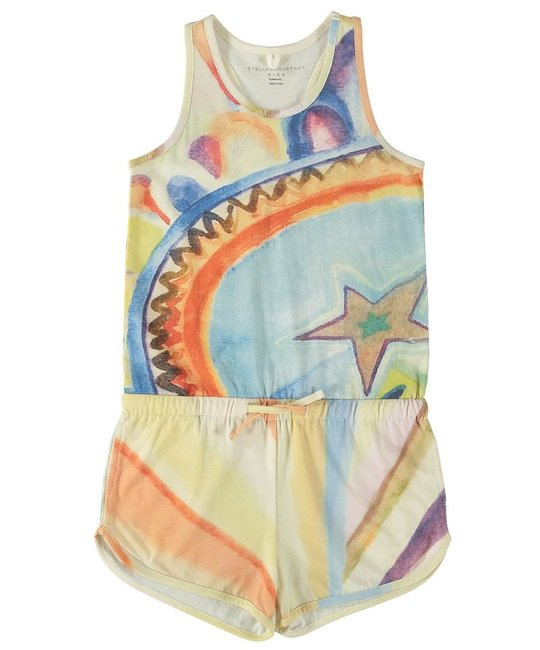 STELLA MCCARTNEY KIDS STELLA MCCARTNEY KIDS GIRLS ROMPER