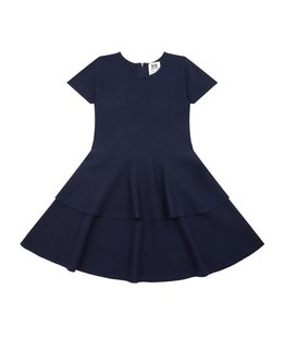 MILLY MINIS GIRLS FLARE DRESS