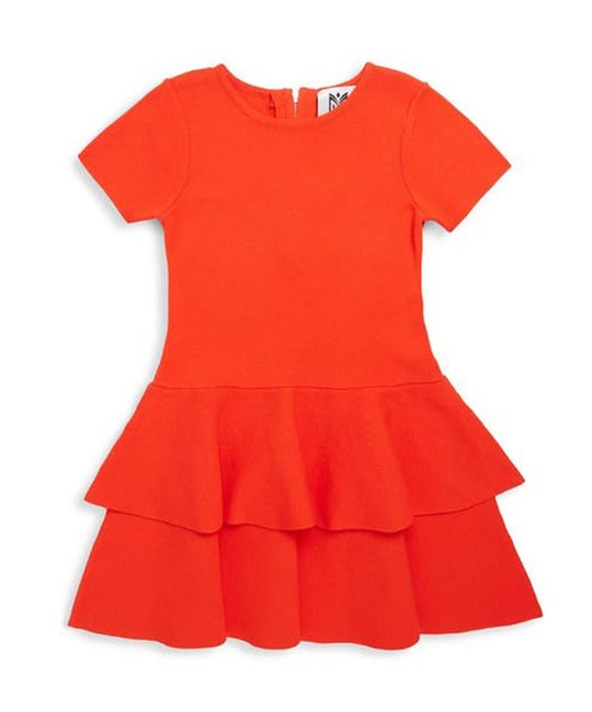 MILLY MINIS MILLY MINIS GIRLS FLARE DRESS