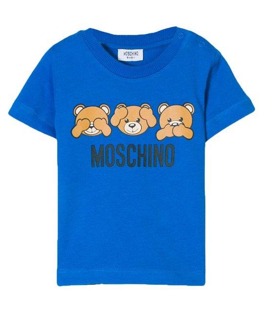 MOSCHINO MOSCHINO BABY BOYS TEE SHIRT