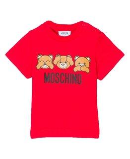 MOSCHINO BABY BOYS TEE SHIRT