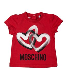 MOSCHINO BABY GIRLS TEE SHIRT
