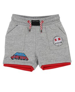 LITTLE MARC JACOBS BABY BOYS SHORTS