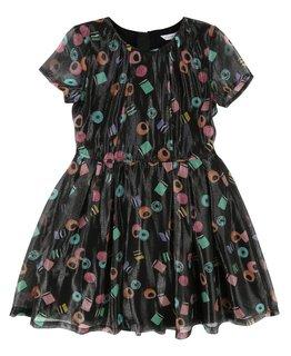 LITTLE MARC JACOBS GIRLS DRESS