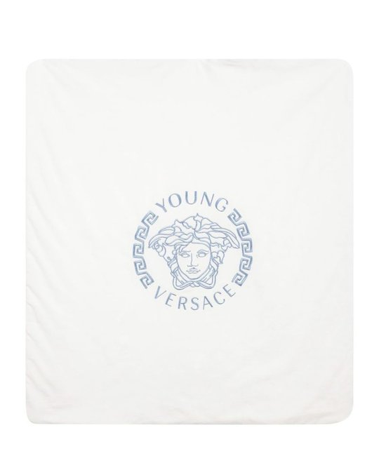 YOUNG VERSACE YOUNG VERSACE BABY BOYS BLANKET