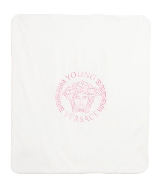 YOUNG VERSACE YOUNG VERSACE BABY GIRLS BLANKET