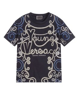 YOUNG VERSACE BOYS TEE SHIRT