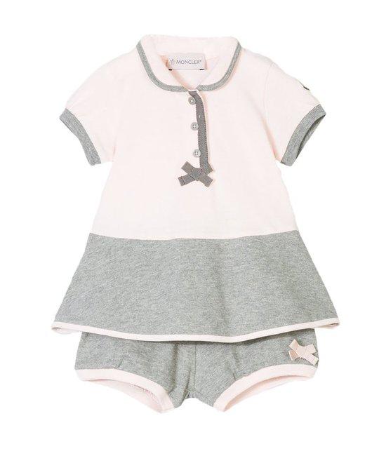 MONCLER MONCLER BABY GIRLS DRESS