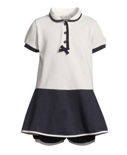 MONCLER BABY GIRLS DRESS