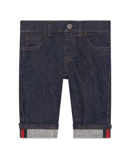 GUCCI BABY BOYS DENIM