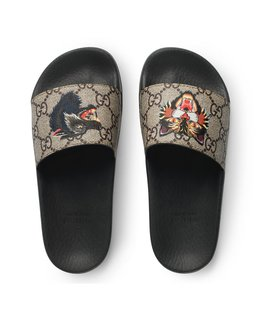GUCCI BOYS PURSUIT SANDAL