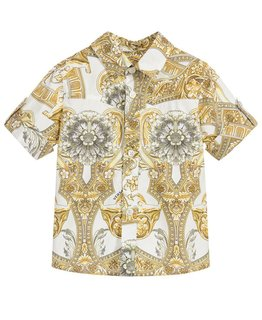 YOUNG VERSACE BABY BOYS SHIRT