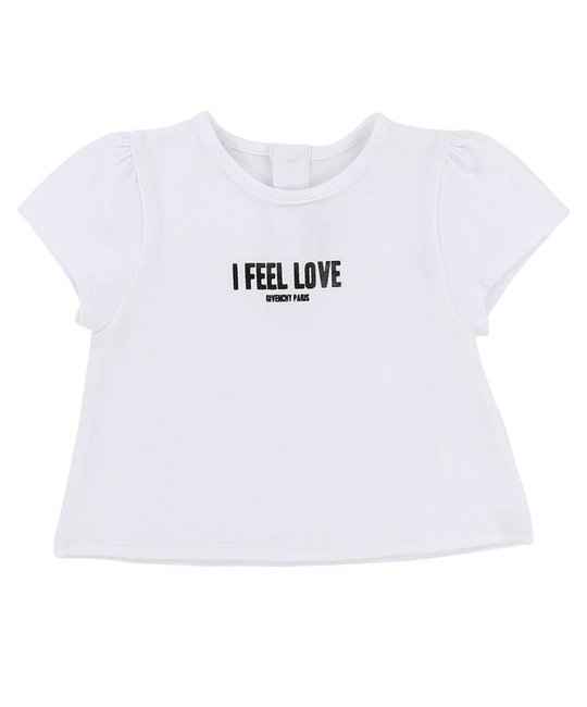 GIVENCHY GIVENCHY BABY GIRLS TEE SHIRT